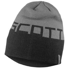 *Scott beanie Team 40 grey/black - Hatut - 625-5411-1 - 1