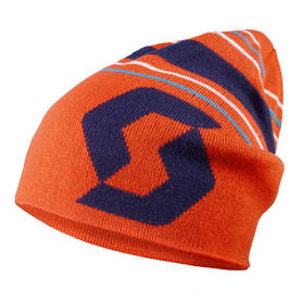 *Scott beanie Team 30 tangerine orange/black iris - Hatut - 625-5410-2 - 1