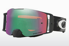 Oakley Goggles Front Line SX Matte Black Speed w/ Dual Prizm Jade - Ajolasit - 670-7087-23 - 2
