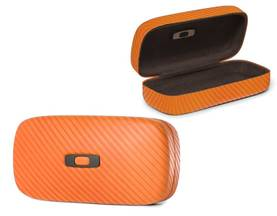 *Oakley Sunglass Case Square O Persimmon Hard Case - Aurinkolasit - 672-07-583 - 1
