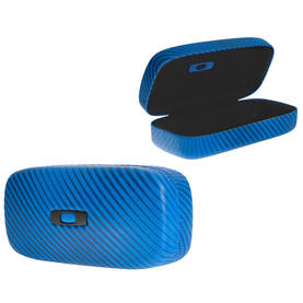 *Oakley Sunglass Case Sq O Hard Pacific Blue - Aurinkolasit - 672-100-270-003 - 1