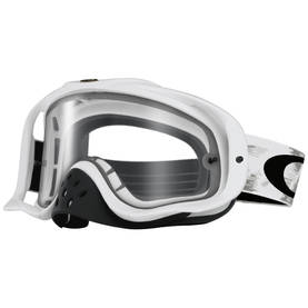 Oakley Goggles Crowbar Mx Matte White Speed Dual Clear - Ajolasit - 670-0078 - 1