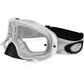 Oakley Goggles Crowbar Mx Matte White Speed w/clear Goggle - Ajolasit - 670-0018 - 1