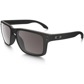 Oakley Holbrook Sunglasses Matte black warm grey - Aurinkolasit - 672-1004-9 - 2
